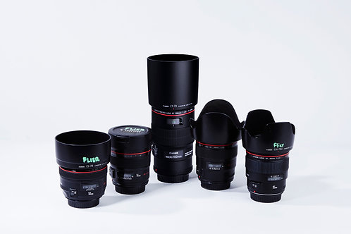 Canon Lenses Package 02