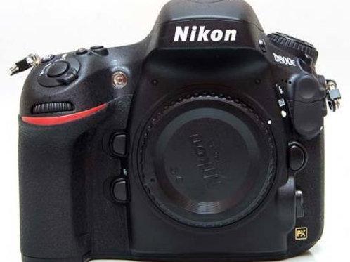 Nikon D800E FX