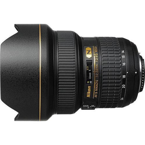 Nikon 14 24mm F 2.8 G Ed Af S Nikkor