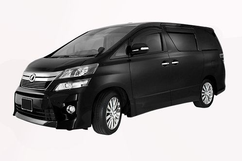 Toyota Vellfire 2013