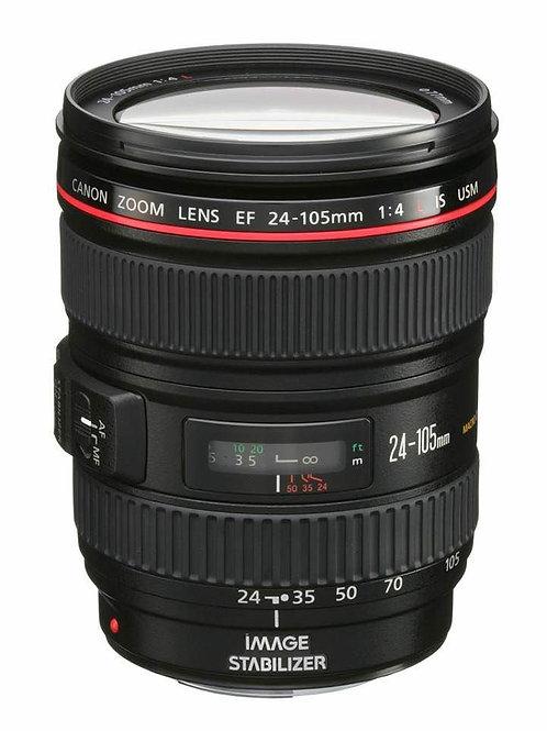 Canon EF 24-105mm f4.0L