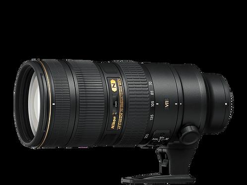 Nikon 70-200mm f/2.8G vr II