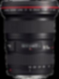 Canon EF 16-35mm f2.8L II USM Ultra Wide