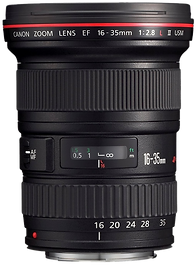Canon EF 16-35mm f2.8L II USM Ultra Wide