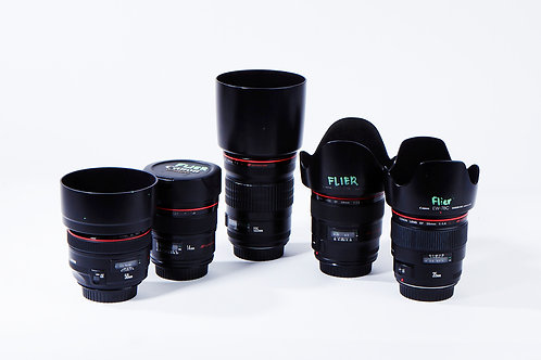 Canon Lenses Package 04