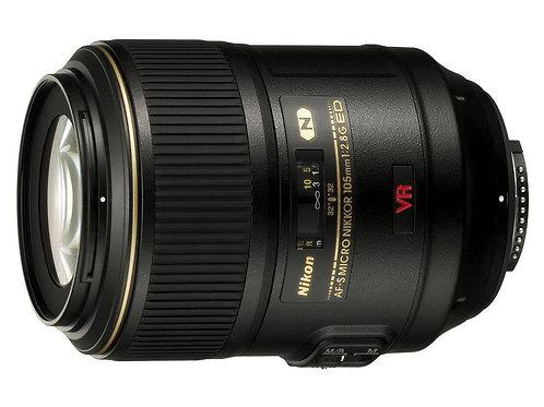 Nikkor AF-S Micro 105mm f2.8G IF-ED VR
