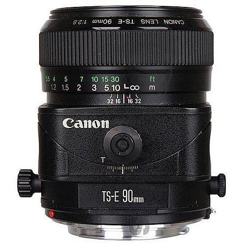 Canon EF TS-E 90mm f2.8
