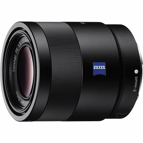 FE 55mm f/1.8 Sonnar T* ZA Lens