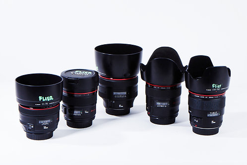 Canon Lenses Package 01