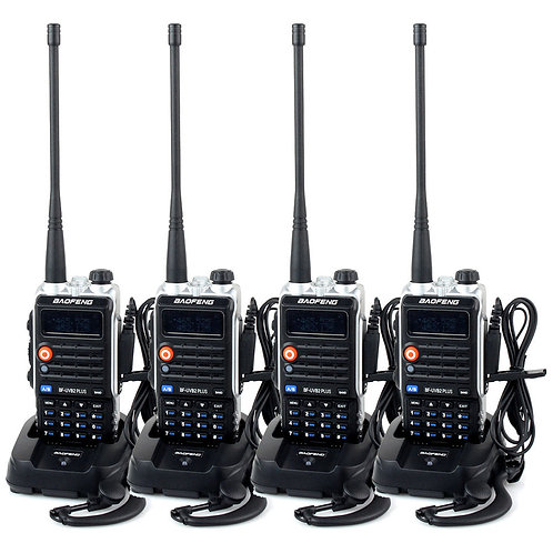 BAOFENG BF-UVB2 PLUS Walkie Talkie