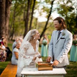 Ashley & Ryan's ceremony