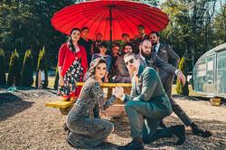 Hanna & Jacob's Wedding Squad