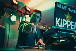 DJ Kipper Spinning