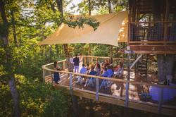Treehouse at JuneBug
