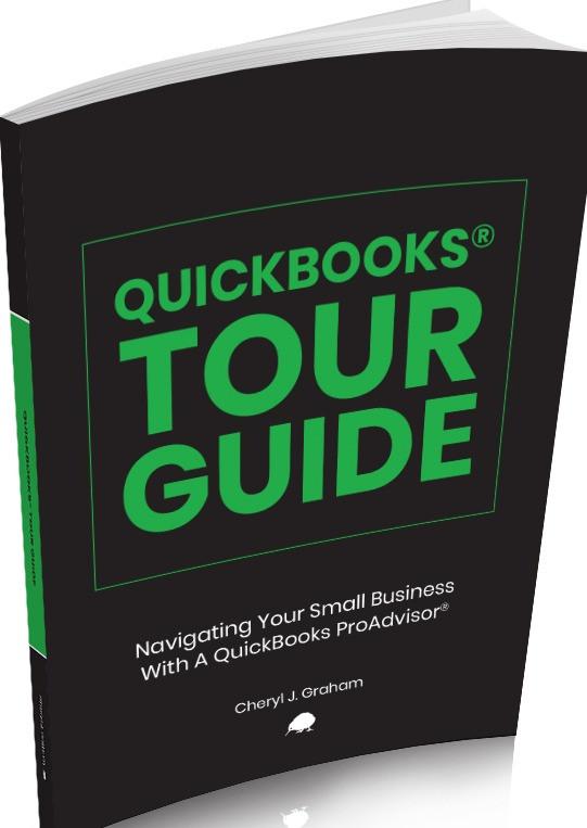 QUICKBOOKS TOUR GUIDE