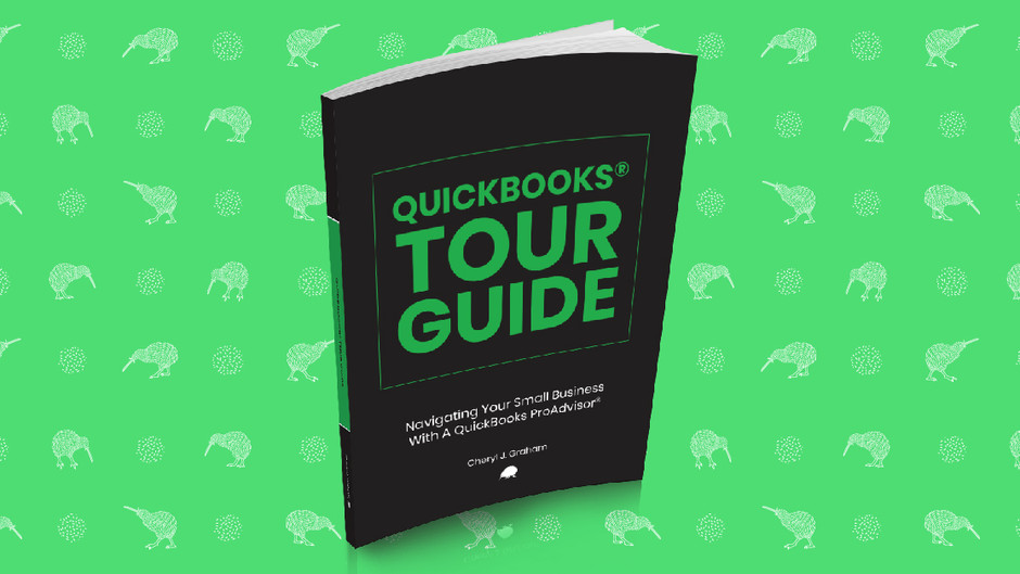 QuickBooks Tour Guide available on Amazon today for 99c