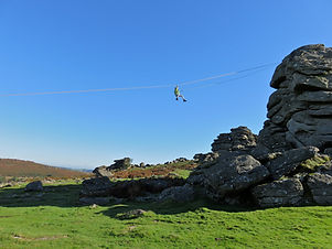 Zip Line Dartmoor