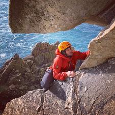 Lead Climbing