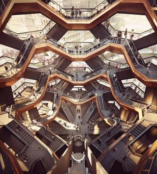 Escaleras al cielo: la nueva estructura futurista que revolucionará a Nueva York