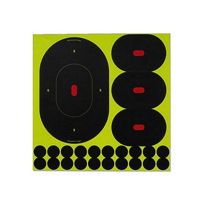 "B27-6 SNC 9"" Oval Target (Per6)"