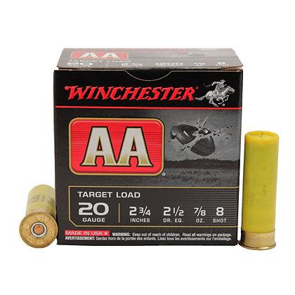 "AA 20Ga. 2.75"" 8-Shot Target/25"