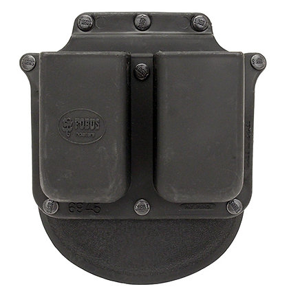 Double Mag Pouch-Paddle-RH,Glock