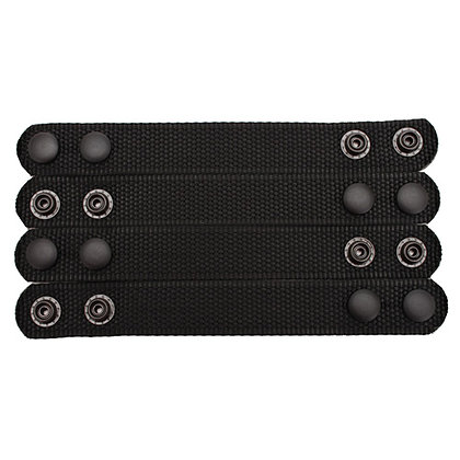 6406 Velcro Belt Keeper-4 Pack