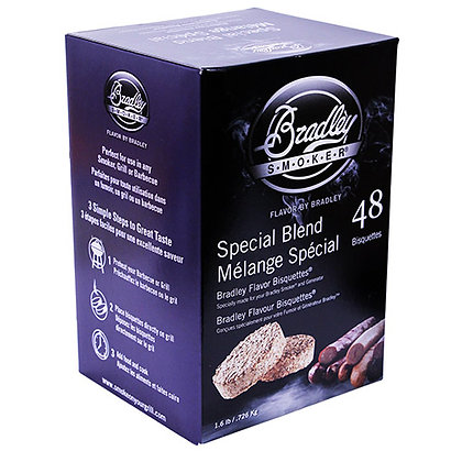 Special Blend Bisquettes(48 Pack)