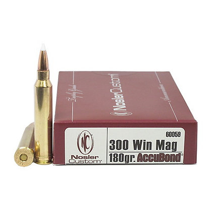 300 Win Mag. 180gr AB (Per 20)