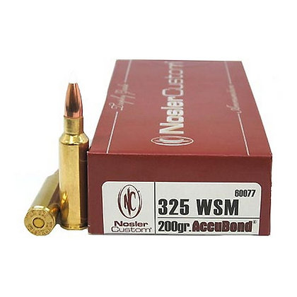 325 WSM 200gr AccuBond (Per 20)
