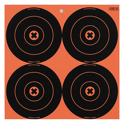 "Big Burst 6"" - 12 Targets"
