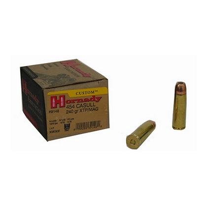 Ammo 454 Casull 240gr Xtp Mag/20