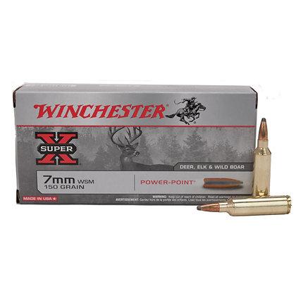 7mm WSM 150gr Power Point/20