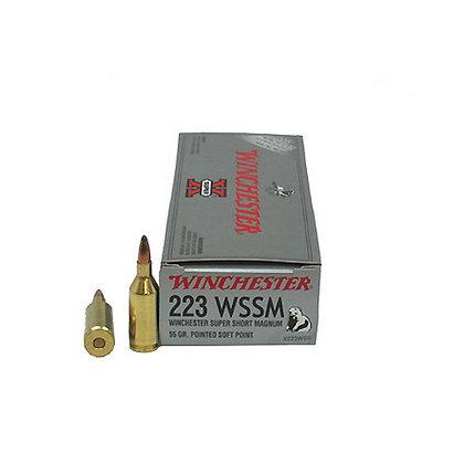 SupX 223 WSSM 55gr Ptd Soft Pt