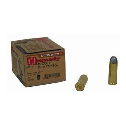 Ammo 45 Colt 255gr Cowboy/20