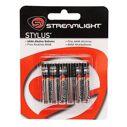 6-Pack AAAA Batteries