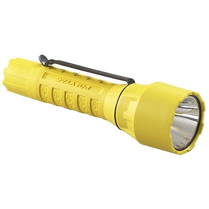 PolyTac LED  HP w/Batteries, Yel