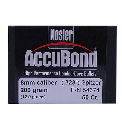8mm 200gr  AccuBond (50 ct)