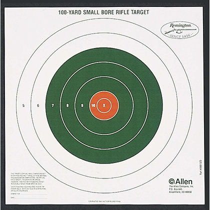 Remington 100 Yd Bullseye-12pk