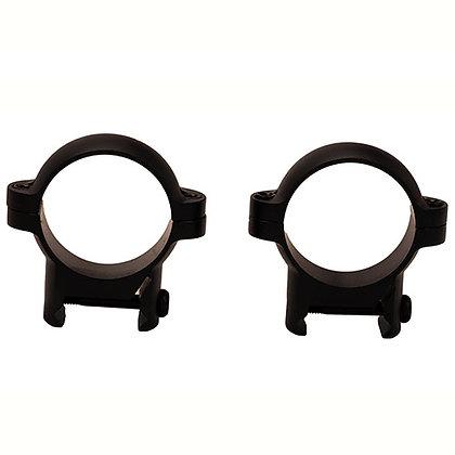 30mm Zee Rings Medium Matte