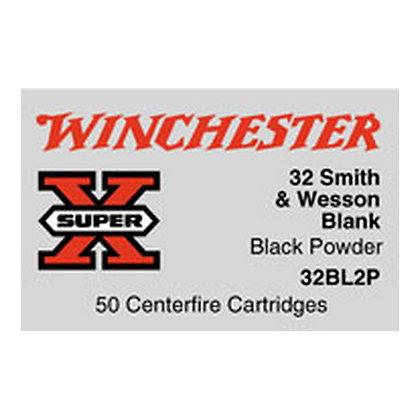 SupX 32 S&W Black Powder/50