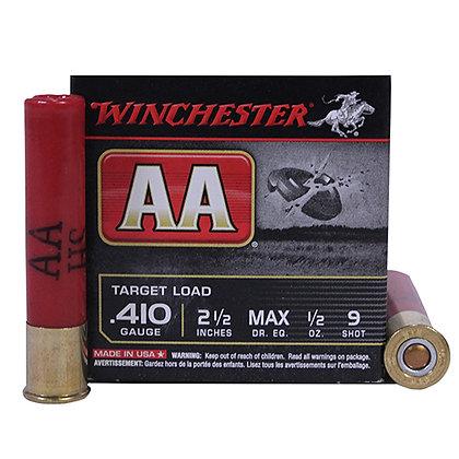 "AA 410ga 2.5"" 9-Shot Target/25"