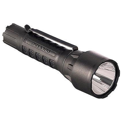 PolyTac LED  HP w/Batteries, Blk