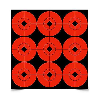 "Target Spots 2"" Spot Target - 90 targets"