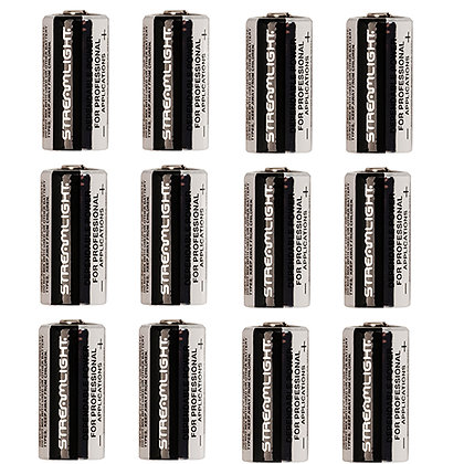 Lithium Batteries 12 pack, CR123A