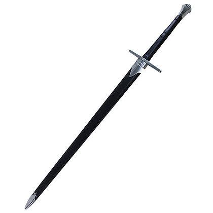 Hand-and-a-Half Sword