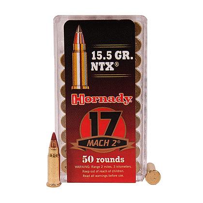 Ammo 17 Mach2 15.5gr Ntx/50