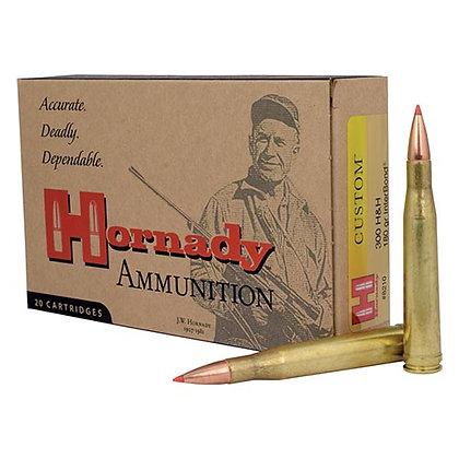 Ammo 300 H&H 180gr Interbond/20