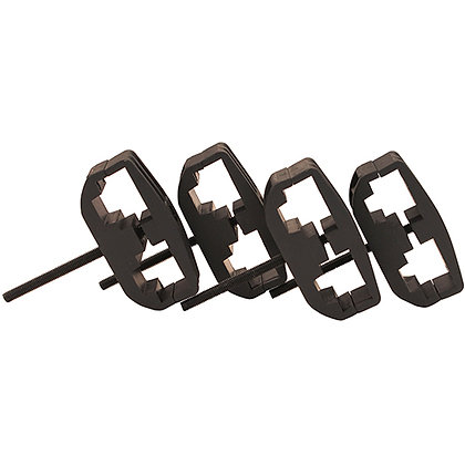 AR-15 Mag Clamp 4-Pack
