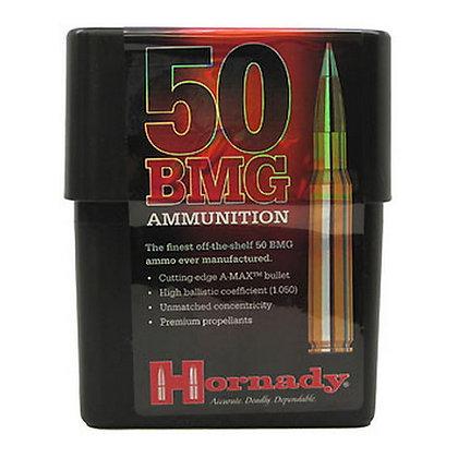 Ammo 50 Bmg 750gr A-Max Match/10